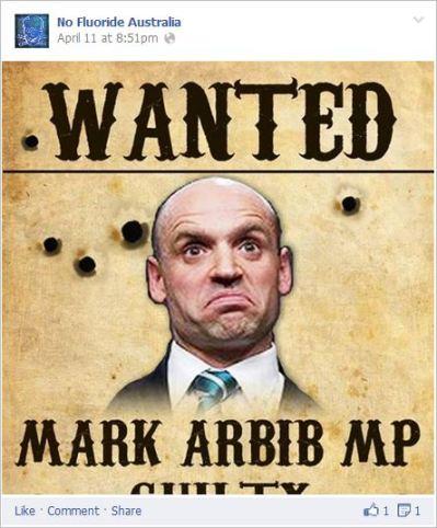 NFA 15 Mark Arbib