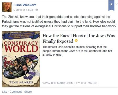 Weckert 1 racial hoax of the Jews