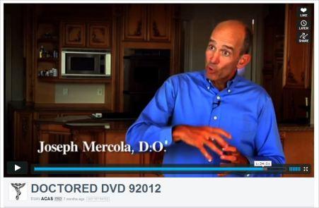 Doctored 6 Mercola GMO