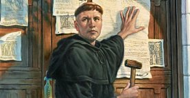 Martin Luther's 95 Theses   ReasonableTheology.org