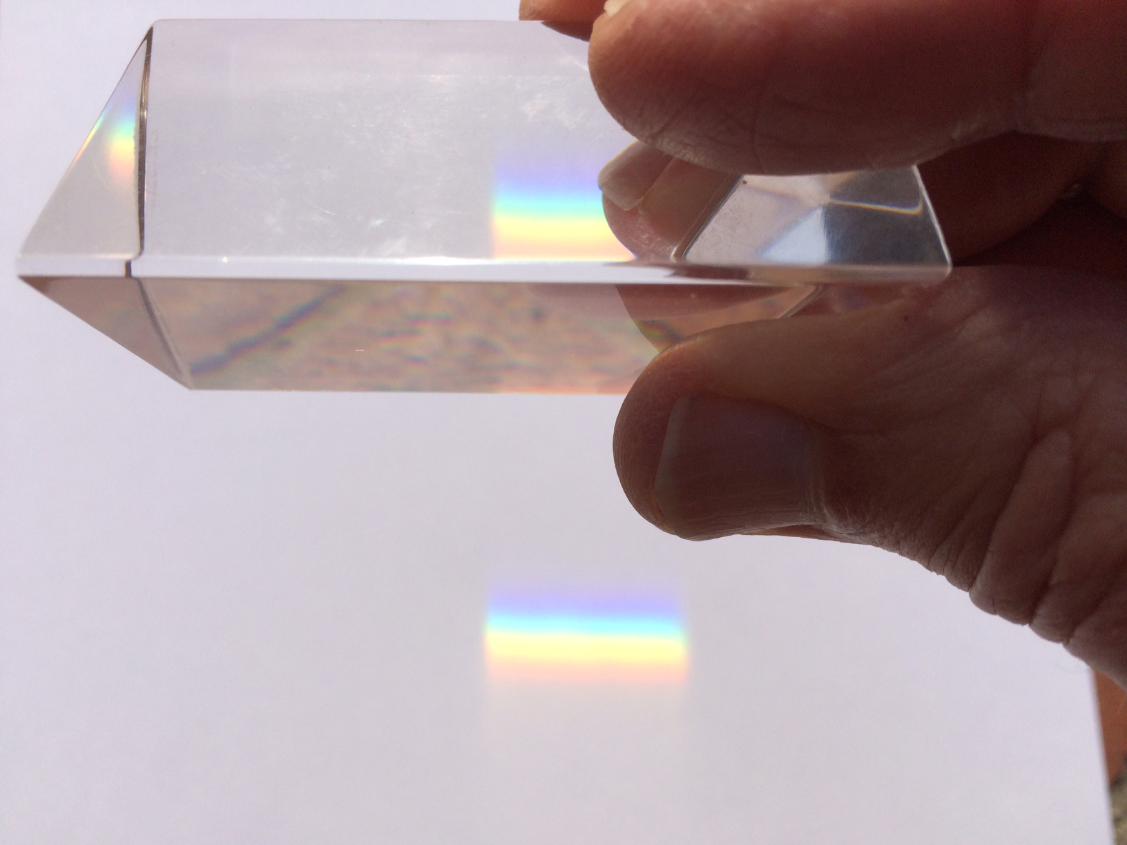 Light And Colors And Isaac Newton S Very First Scientific