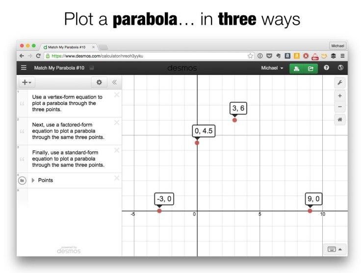 Match My Parabola.010