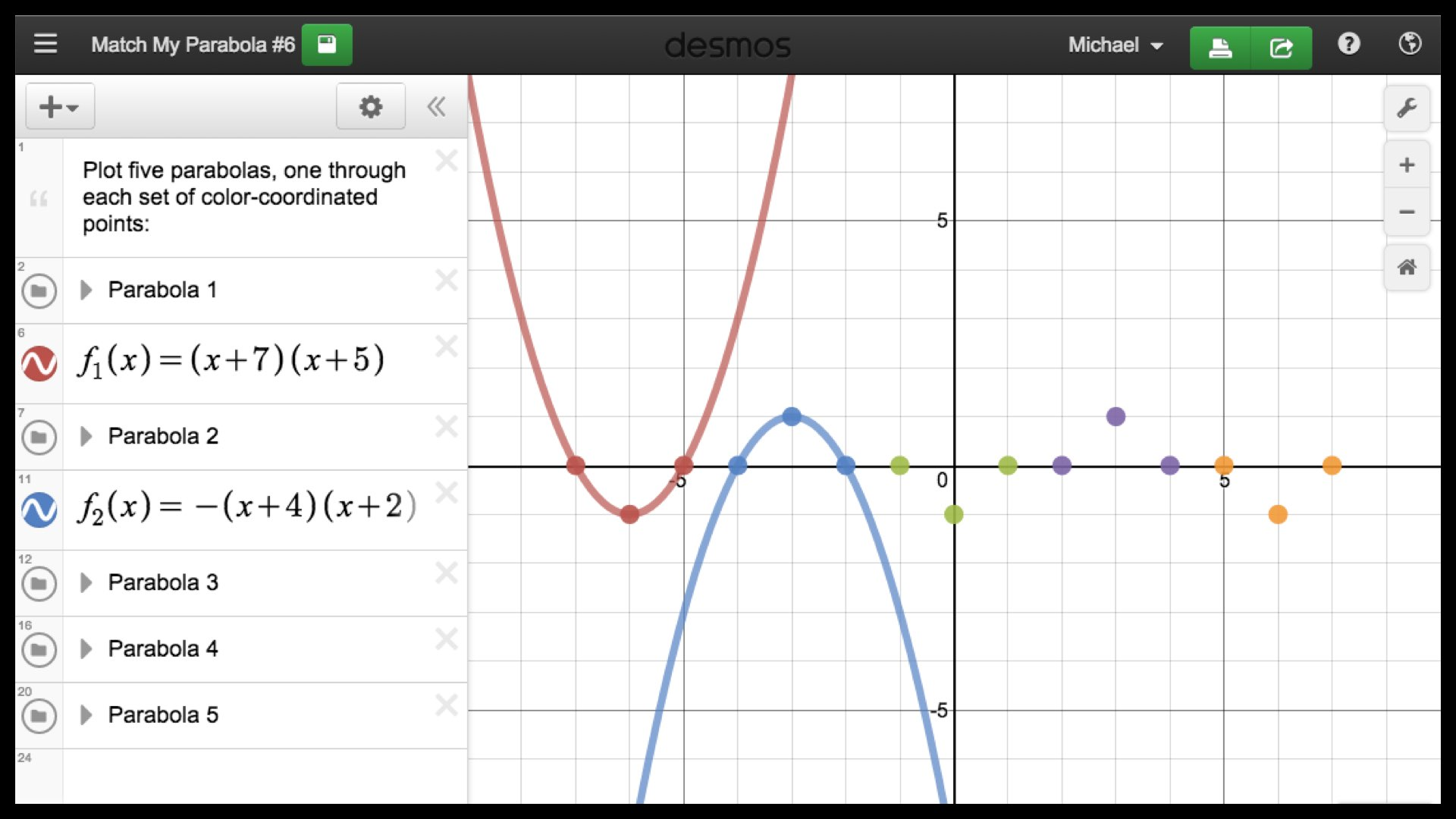 11 desmos challenges styling and structure 10 reason and wonder 103 image falaconquin