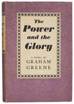 Power and The Glory Book Image