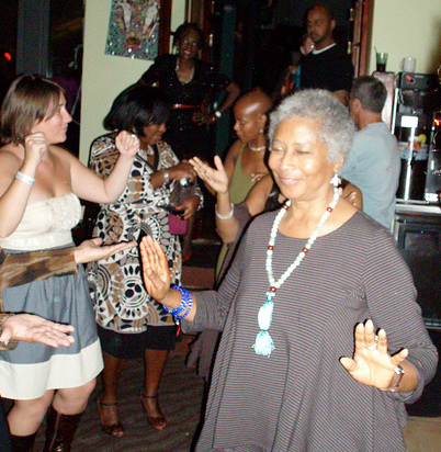 How did my dancing with Alice Walker change the world?