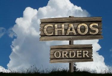 order chaos sky