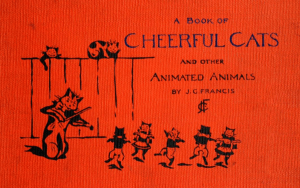 Book of Cheerful Cats