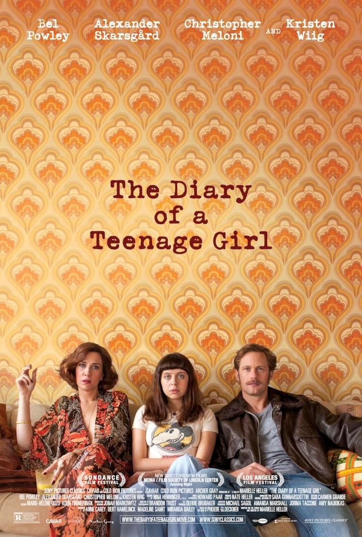 【影評投稿】《女孩愛愛日記》-每個女孩心中都有一本成長日記 – 給我一個看電影的理由