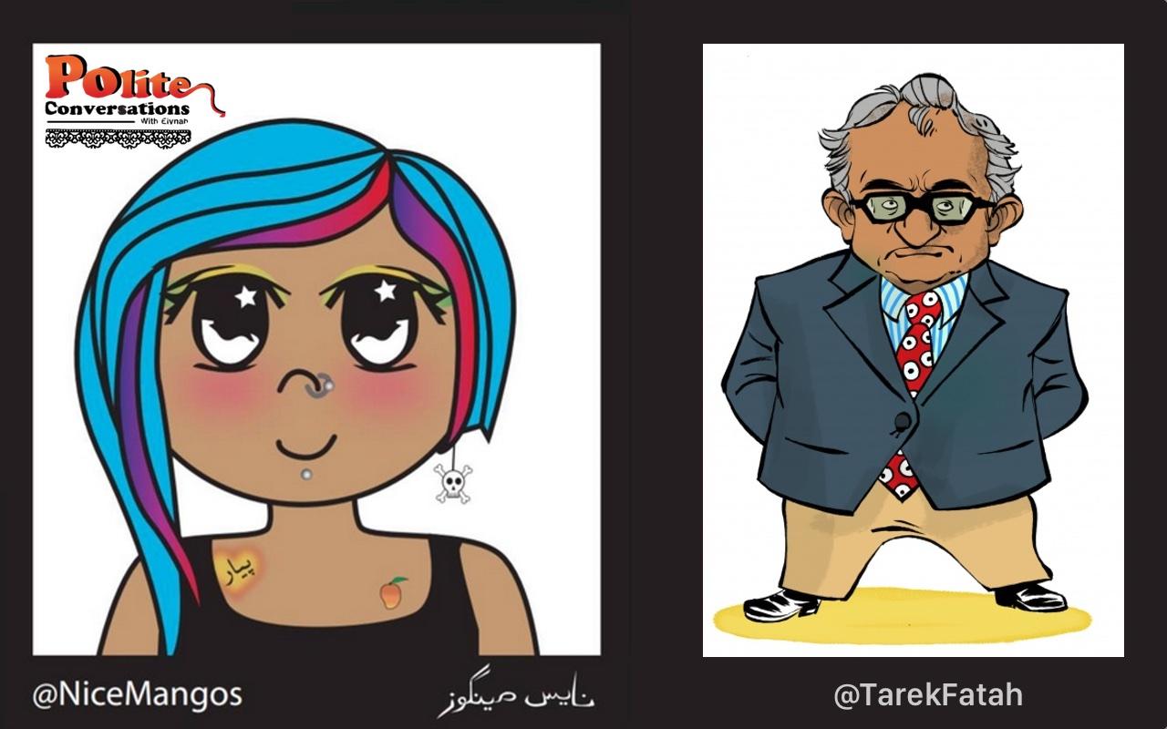 PoliteConversation Eiynah TarekFatah