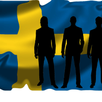 """""""200 Men"""" … can the Swedish people softened by socialism survive the Muslim threat?"""
