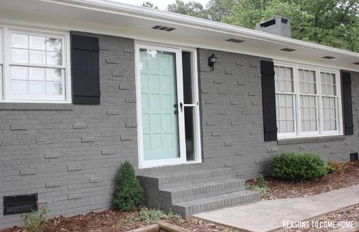 Can U Paint Exterior Brick | Home Painting