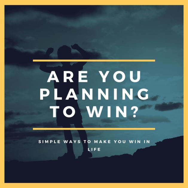 4 Steps of Strategic Planning To Win
