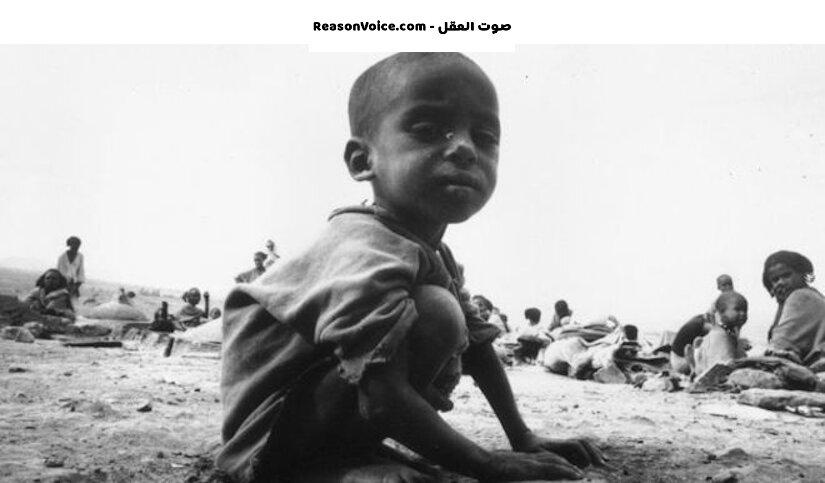 معاناة الاطفال