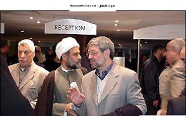 باقر صولاغ في مؤتمر المعارضة العراقية قبل 2003