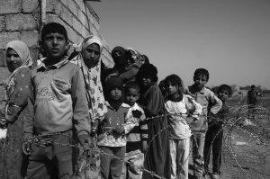 اطفال الحرب