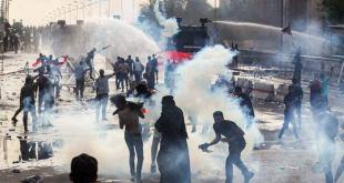 ثورة اكتوبر في العراق