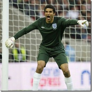 England's World Cup squad as Capello sees it – the goalkeepers (2/2)