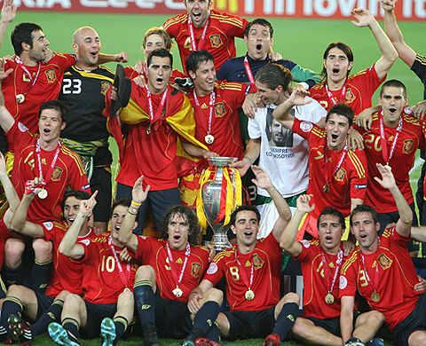 Spain v England: a Champions League class apart (2/3)