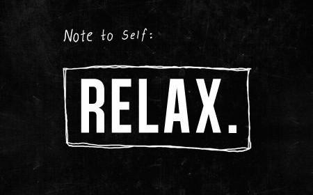 Weekend = Me Time