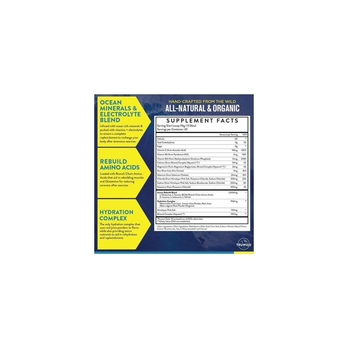 Electrolyte Mix Cashback Rebate - RebateKey