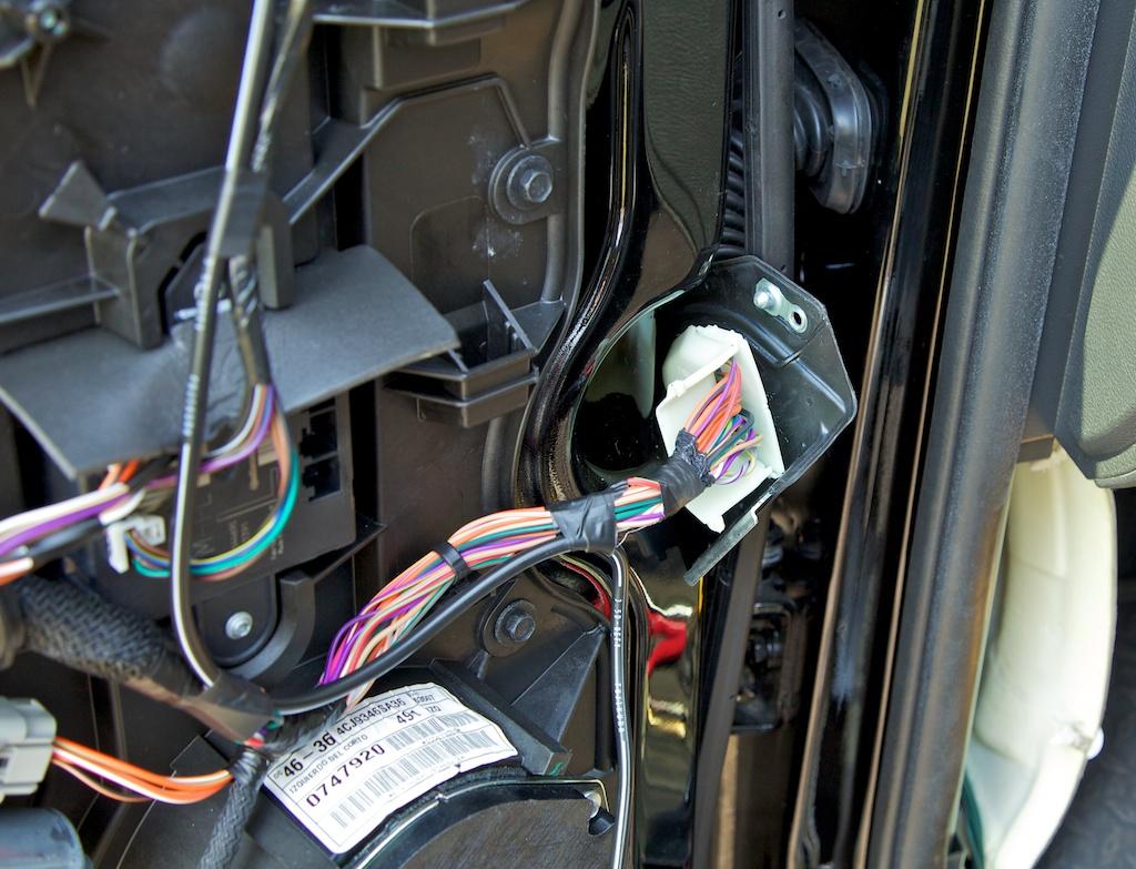 hight resolution of dodge cummins diesel forum my ham radio install ford wiring harness kits wiring harness terminals and