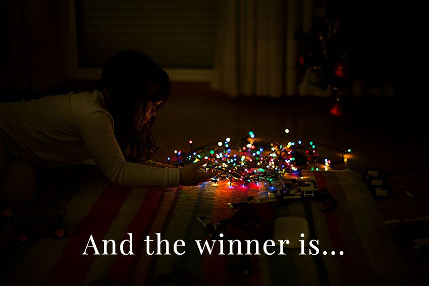 And the winner is…