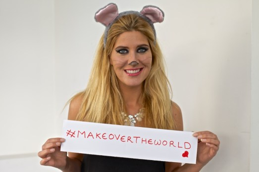 Cheska Hull - #makeovertheworld