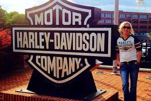 Rebecca Cooney Harley Davidson