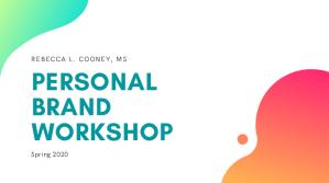 Personal Brand Workshop