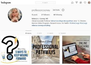 Rebecca Cooney Instagram