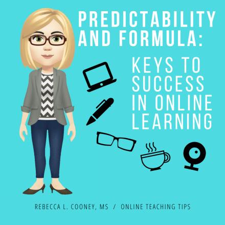 Keys to online learning
