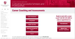 Cultivating Successful Scholars website