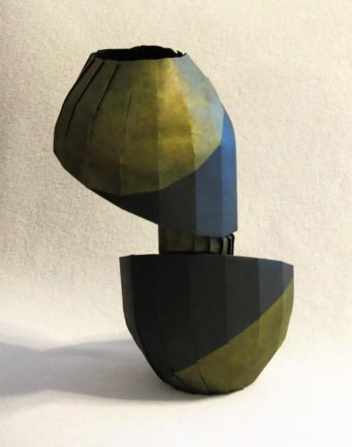 Rotated Diagonal Shift Vase (view 3)