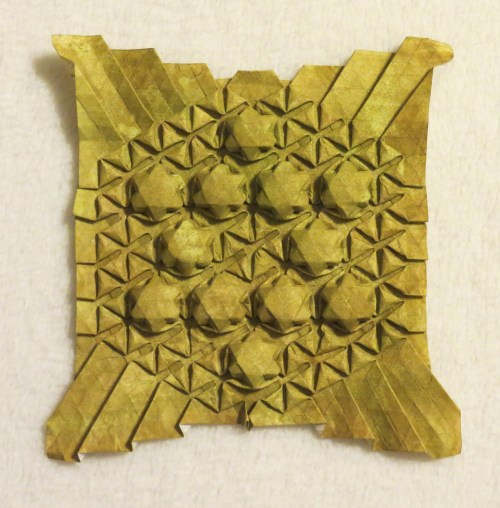 Star Puff Tessellation, designed by Ralf Konrad