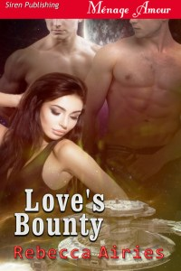 Love's Bounty, cover
