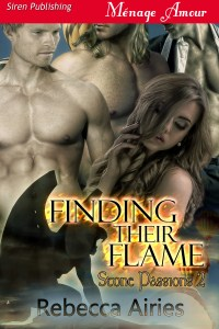 finding their flame, moriah, dante, thane, cael