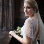 Chetham's Library wedding photoshoot, hair and makeup by rebeccaanderton.co.uk