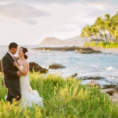 Chair Cover Express Hawaii Overstuffed And Ottoman Covers Ko Olina, French Wedding : Mary + J   Rebecca Arthurs
