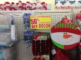 Christmas Decorations on the Cheap