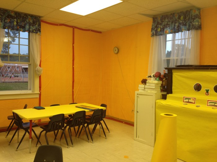Bible Study VBS 2016 Decorations 1