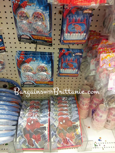 spiderman-party-supplies