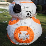 BB-8 Pinata Tutorial