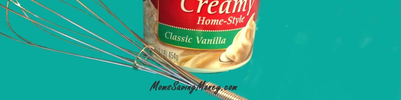 How to Expand Store Bought Frosting