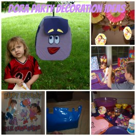 Dora the explorer Party Ideas