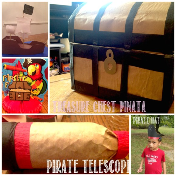 Jake and the Neverland Pirate Party Ideas
