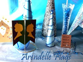 Arendelle Flags