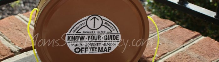 """DIY Canteen """"Journey off the Map"""""""