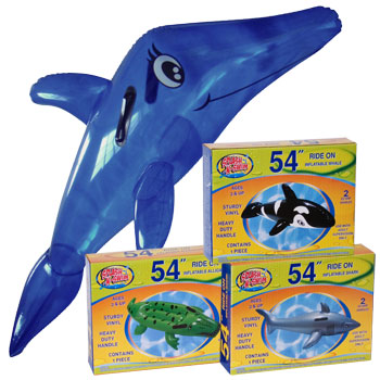 Dollar Tree Inflatables - Submerged VBS 2016