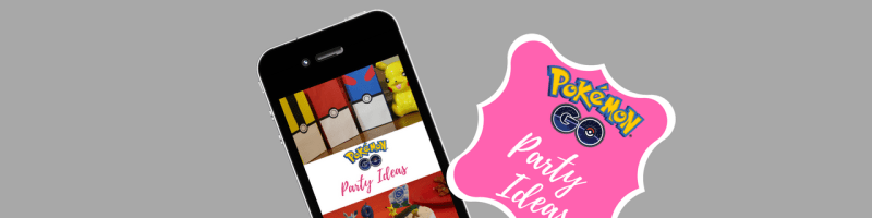 Podcast 3 – Pokemon Go Party Ideas