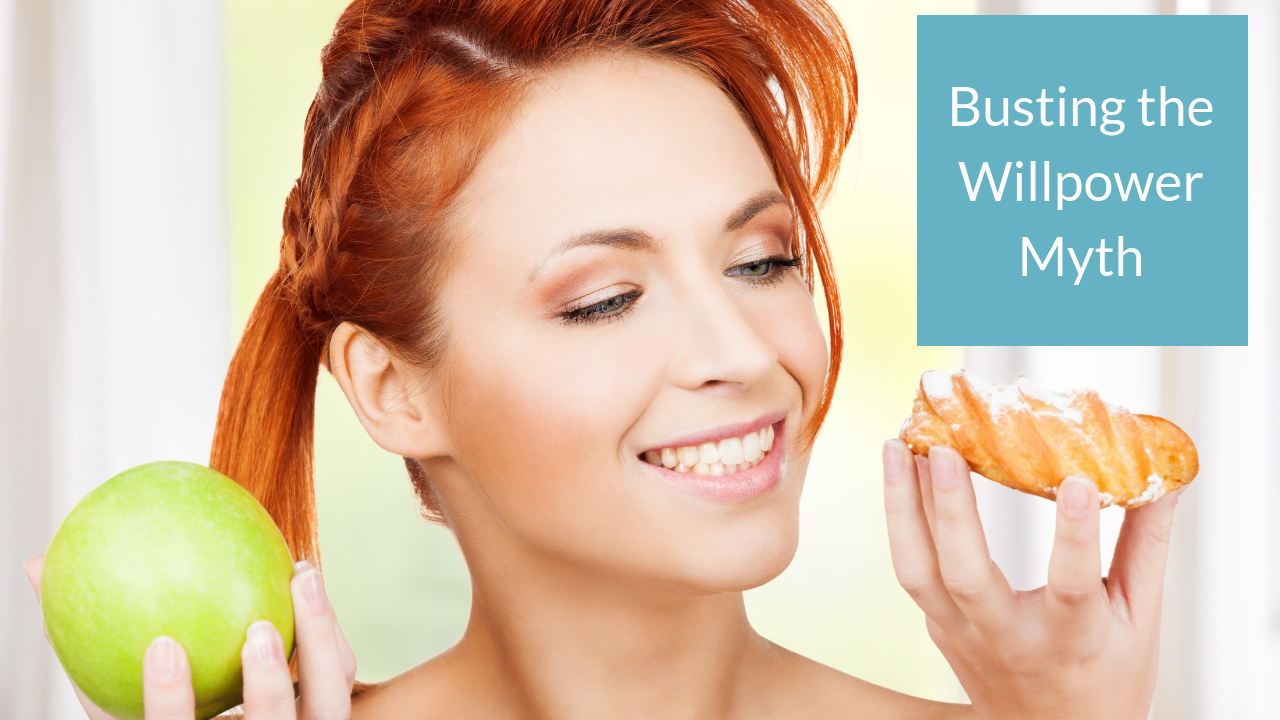 Busting the Willpower Myth